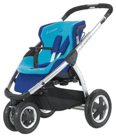 Универсальная коляска Maxi-Cosi Mura 3 (3 в 1)
