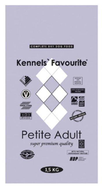 Корм для собак Kennels Favourite Petite Adult
