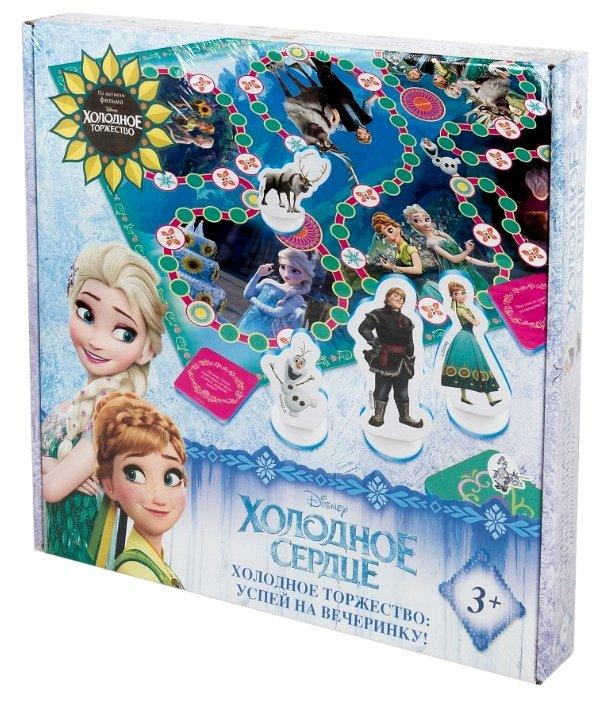 """Настольная игра Десятое королевство """"Холодное с... — купить по выгодной цене на Яндекс.Маркете"""