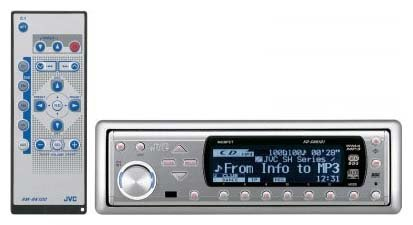 Автомагнитола JVC KD-SH9101