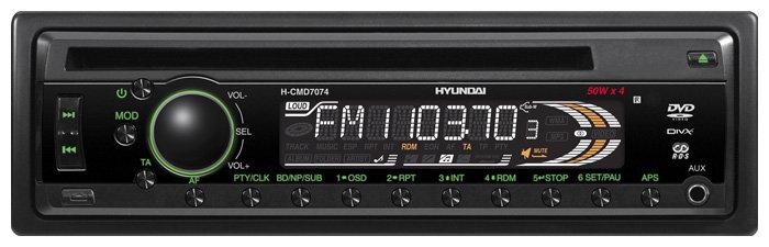 Автомагнитола Hyundai H-CMD7074 (2009)