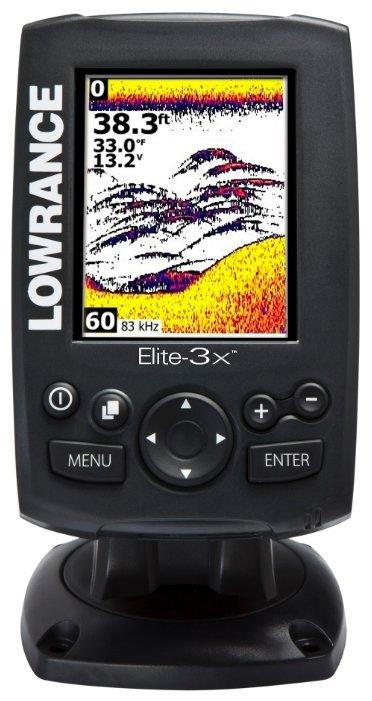 Lowrance Elite-3x
