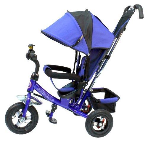 Трехколесный велосипед Formula F-5000 (Blue)