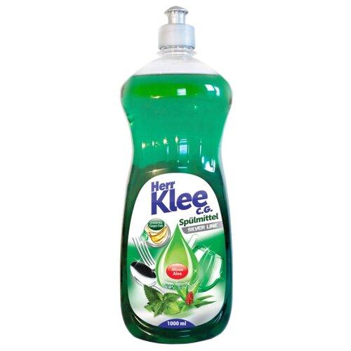 Herr Klee Средство для мытья посуды Mint & aloe vera 1 л c graupner fuhr uns herr in versuchung nicht gwv 1121 32