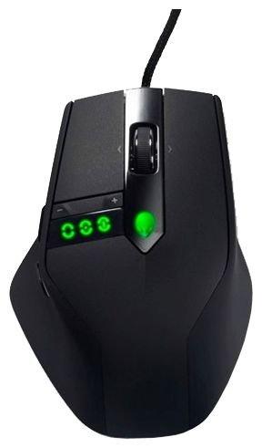 Мышь DELL Alienware TactX Mouse Black USB