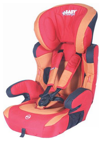 Автокресло группа 1/2/3 (9-36 кг) Baby Design Jumbo Aero