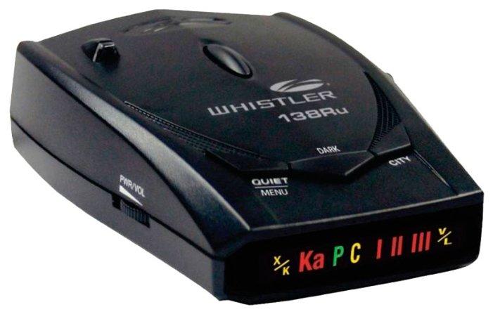 Whistler 138Ru