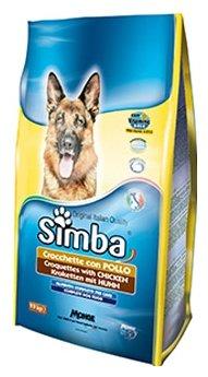 Simba Сухой корм для собак Курица