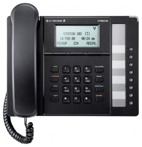 VoIP-телефон LG-Ericsson LIP-8008D