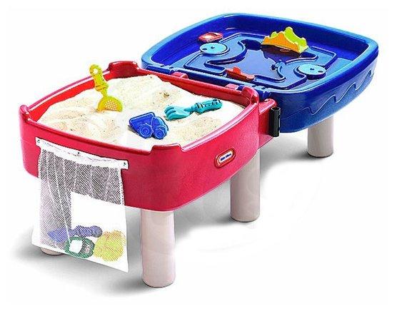 Песочница-столик Little Tikes складной 2 зоны