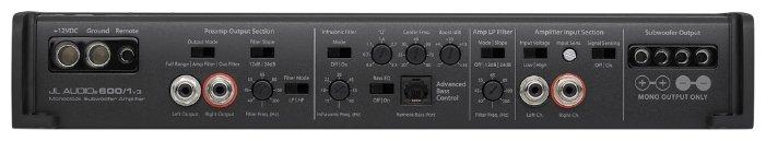 JL Audio 600/1v3