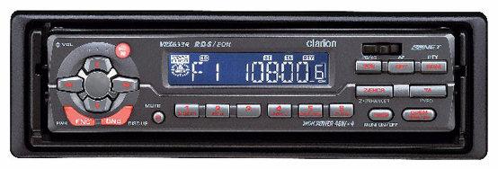Автомагнитола Clarion VRX633R