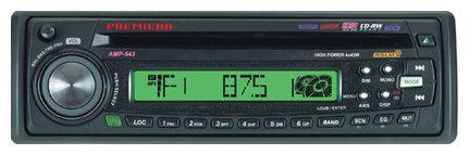 Автомагнитола Premiera AMP-543