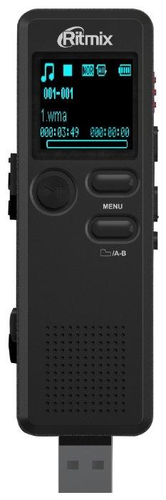 Ritmix Диктофон Ritmix RR-610 8Gb