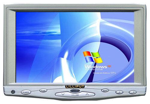 Lilliput Electronics Монитор Lilliput Electronics 619GL-70NP/C/T