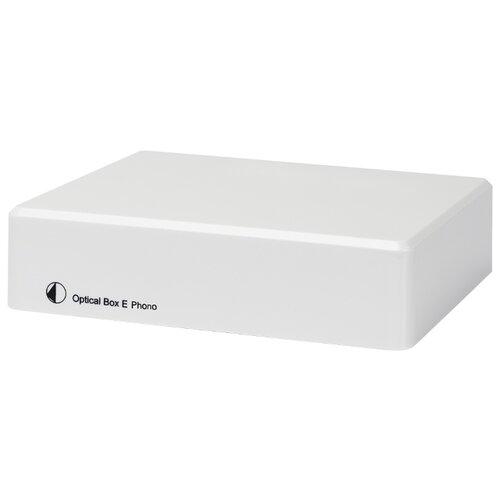 Купить Фонокорректор Pro-Ject Optical Box E Phono white