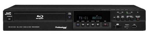 JVC Blu-ray/HDD-плеер JVC SR-HD1700