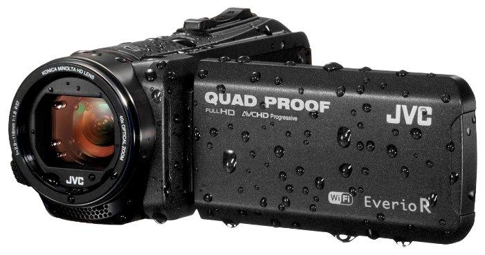 JVC Видеокамера JVC Everio GZ-RX605