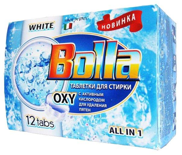 Таблетки BOLLA для белого белья
