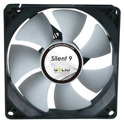 GELID Solutions Система охлаждения для корпуса GELID Solutions Silent 9