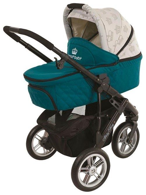 Универсальная коляска Happy Baby Laura (2 в 1)