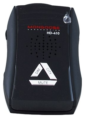 Радар-детектор Mongoose HD-410