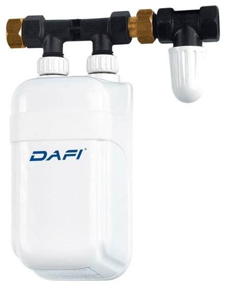 Проточный электрический водонагреватель DAFI X4 7.3/ 230