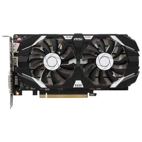 цена на Видеокарта MSI GeForce GTX 1050 Ti 1341MHz PCI-E 3.0 4096MB 7008MHz 128 bit DVI DisplayPort HDMI HDCP OC Dual Fans Retail
