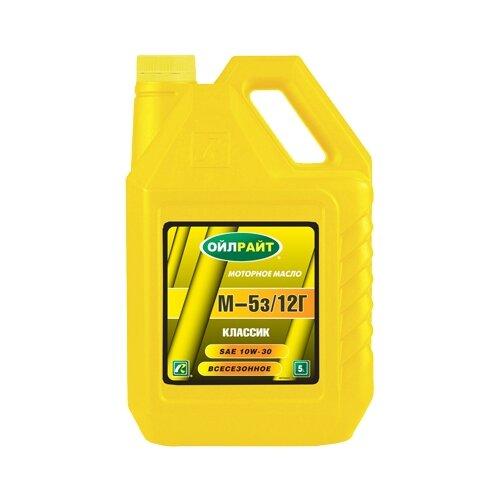 Моторное масло OILRIGHT Классик SAE 10W-30 5 л