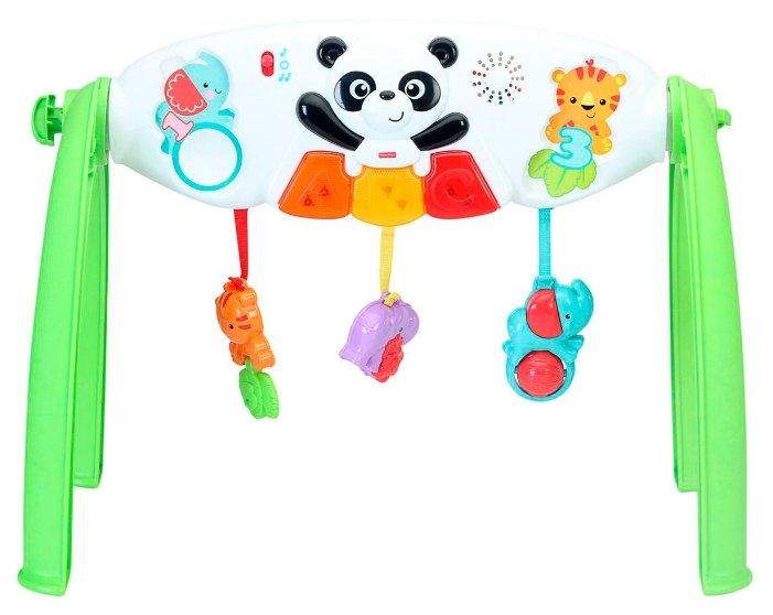 Интерактивная развивающая игрушка Fisher-Price Игровая панель Растем вместе