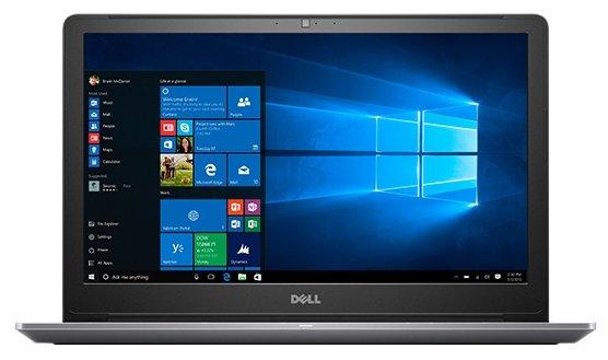 """DELL Vostro 5568 (Intel Core i3 7100U 2400 MHz/15.6""""/1920x1080/4Gb/1000Gb HDD/DVD нет/NVIDIA GeForce 940MX/Wi-Fi/Bluetooth/Windows 10 Home)"""