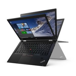 "Ноутбук Lenovo THINKPAD X1 Yoga (Intel Core i7 6500U 2500 MHz/14.0""/2560x1440/8.0Gb/256Gb SSD/DVD нет/Intel HD Graphics 520/Wi-Fi/Bluetooth/3G/LTE/Win 10 Pro)"