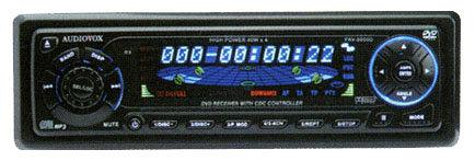 Автомагнитола Audiovox PAV-8000D