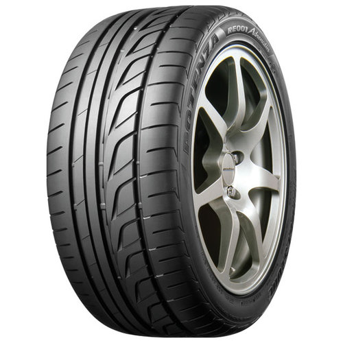 Автомобильные шины Bridgestone Potenza RE001 Adrenalin 265/30 R19 93Y