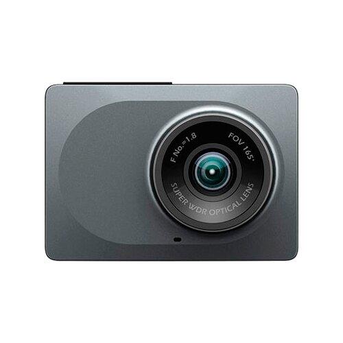 Видеорегистратор YI Smart Dash Camera серый