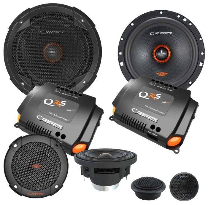 Автомобильная акустика Cadence QRS6K3