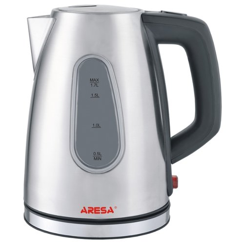 цена на Чайник ARESA AR-3406, серебристый