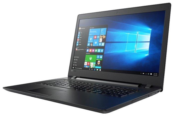 "Ноутбук Lenovo V110 17 (Intel Core i5 7200U 2500 MHz/17.3""/1600x900/8Gb/500Gb HDD/DVD-RW/Intel HD Graphics 620/Wi-Fi/Bluetooth/DOS)"
