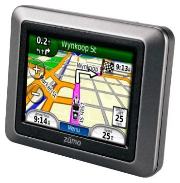 Garmin Навигатор Garmin Zumo 220