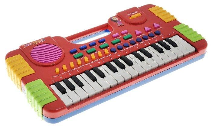 Играем вместе пианино Маша и Медведь B536691-R2