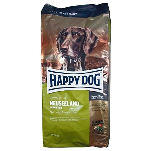 Фото - Сухой корм для собак Happy Dog Supreme Sensible Neuseeland ягненок 12.5 кг сухой корм happy dog supreme sensible adult 11kg irland salmon
