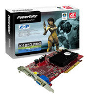 POWERCOLOR X1650 PRO 512MB AGP WINDOWS 7 64BIT DRIVER