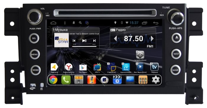 Автомагнитола Daystar DS-7046HD Suzuki Grand Vitara ANDROID