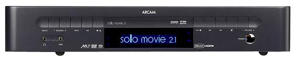 Arcam Solo Movie Black