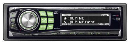 Alpine CDA-9856R