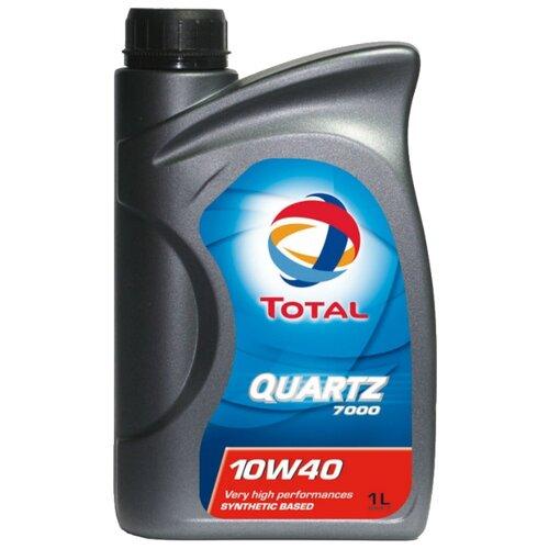 Моторное масло TOTAL Quartz 7000 10W40 1 л