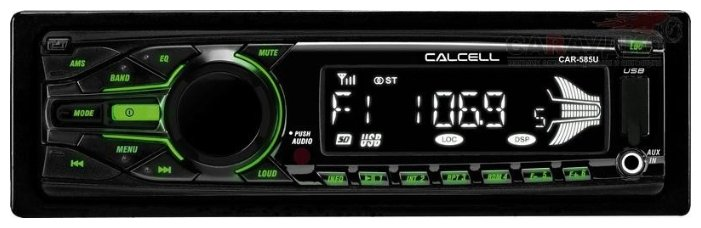 Calcell CAR-585U