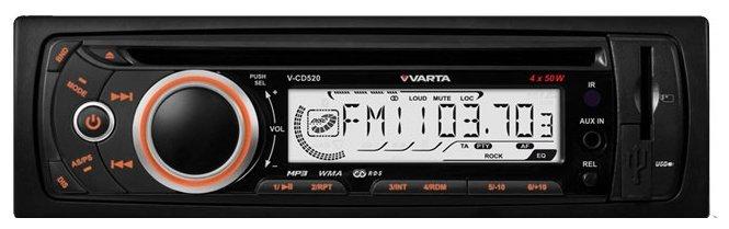 Автомагнитола VARTA V-CD520