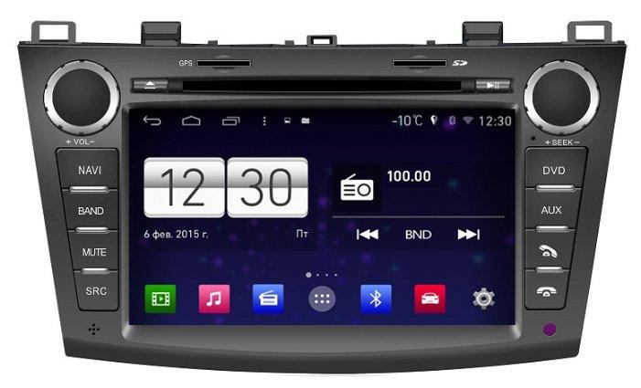FarCar s160 Mazda 3 на Android (m034)