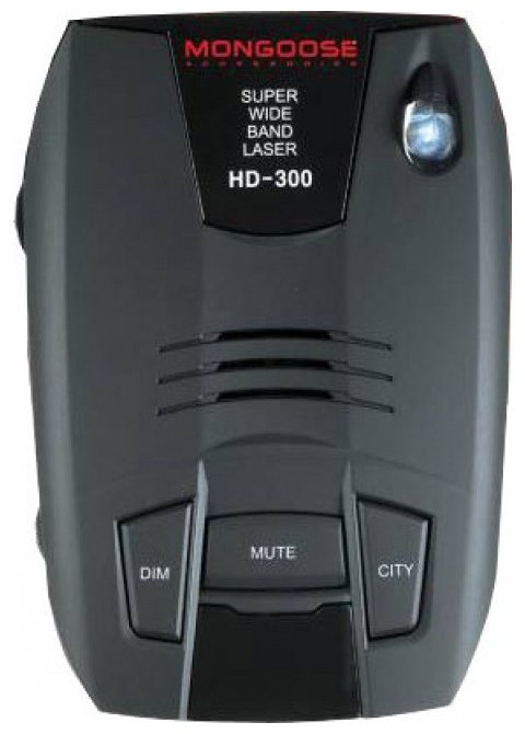 Радар-детектор Mongoose HD-300